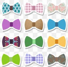 Vector Tie - Bow Tie Euclidean Vector Necktie PNG