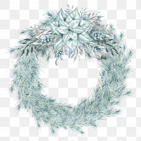 Christmas Wreath - Wreath Christmas Ornament Christmas Decoration PNG