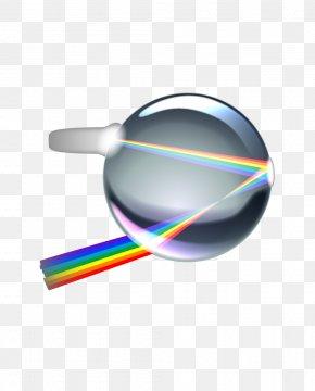 Dispersion - Light Dispersion Rainbow Wavelength Optics PNG