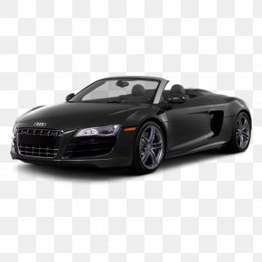 Black,car,car,Audi R8 - 2011 Audi R8 4.2 Sports Car PNG