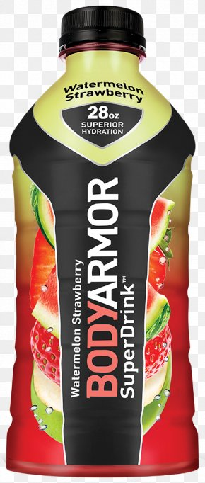 Watermelon Coconut Water Smoothie - Sports & Energy Drinks Fizzy Drinks Punch Accelerade Bodyarmor SuperDrink PNG