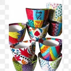 Hand-painted Flower Pot - Flowerpot Ceramic Vase Cachepot Decorative Arts PNG