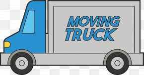 Transport Truck - Mover Car Commercial Vehicle Transport Truck PNG