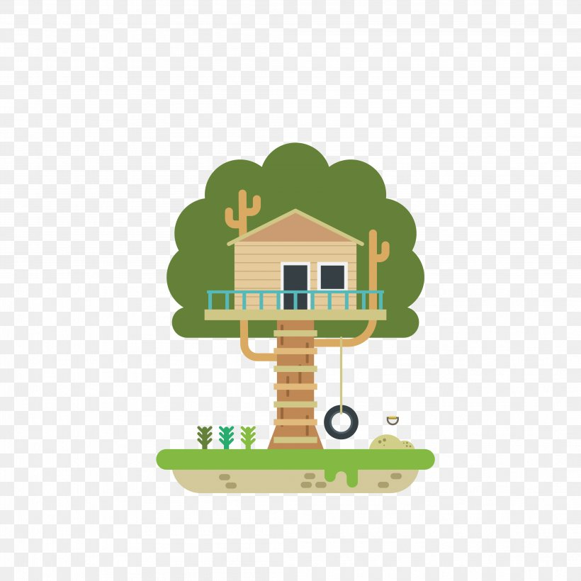 Cartoon Tree House Png 4214x4214px Grass Green Illustration Pattern Product Design Download Free Building house cartoon tree, graveyard, grass, iron man, fictional character png. favpng com