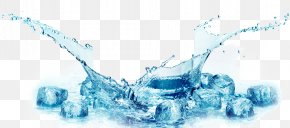 Blue Water - Water Ionizer Alkaline Diet Drinking Water Ionization PNG