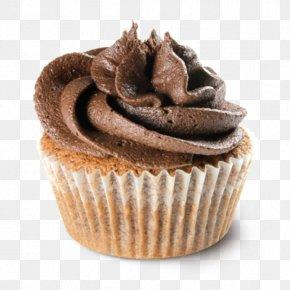 Chocolate Cake - Cupcake Chocolate Truffle Flourless Chocolate Cake Praline PNG