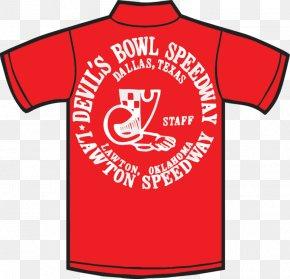 T-shirt - Sports Fan Jersey T-shirt Lawton Speedway Logo PNG