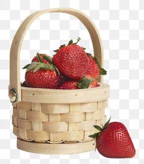 Strawberry Basket - Strawberry Frutti Di Bosco Basket PNG