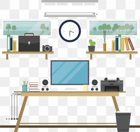 Exquisite Interior Office Design - Interior Design Services Graphic Design Office PNG