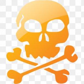 Skull - Desktop Wallpaper Skull Calavera Clip Art PNG