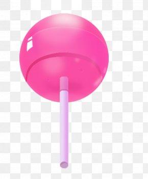 Pink Lollipop - Lollipop Euclidean Vector PNG