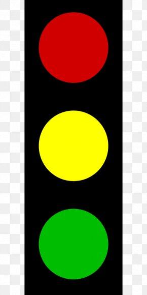 Green Traffic Light - Traffic Light Clip Art PNG