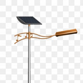 Solar Street Light - Solar Street Light Solar Energy PNG