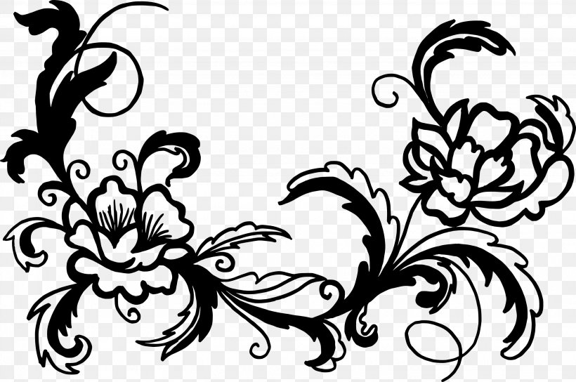 floral design ornament clip art png 3277x2175px floral design art artwork black and white branch download floral design ornament clip art png