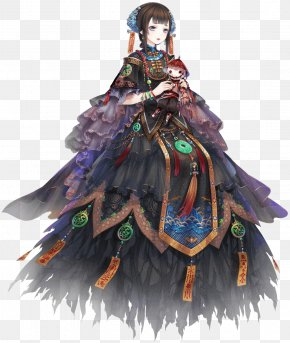 Lords Of The Underworld Series - Miracle Nikki Love Nikki-Dress UP Queen Underworld Game PNG