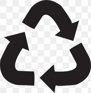 Recycle - Recycling Symbol Clip Art PNG