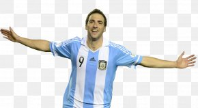 T-shirt - Argentina National Football Team T-shirt Rendering PNG