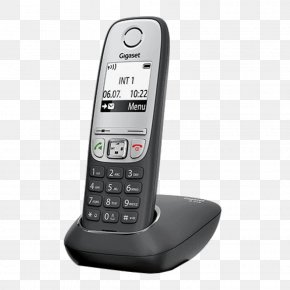 Telephone Icon - Cordless Telephone Gigaset Communications Mobile Phones Gigaset A415 PNG