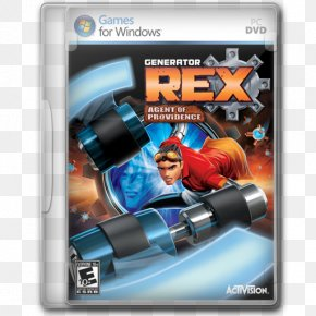 Generator Rex Agent Of Providence - Pc Game Technology Games Video Game Software PNG