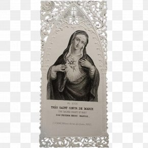Immaculate Heart Of Mary - Picture Frames Immaculate Heart Of Mary PNG