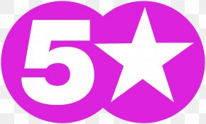 5 Star Images - United Kingdom Channel 5 Television Channel 5USA PNG