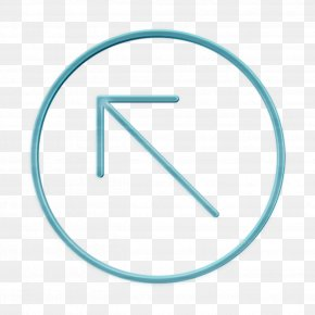 Symbol Aqua - Arrow Icon Circle Icon Direction Icon PNG