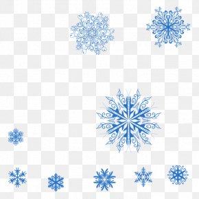 Snowflake - Snowflake Winter Pattern PNG