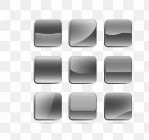 Textured Button - Button Download Icon PNG