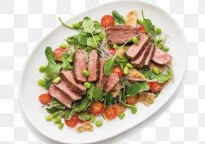 Cooking - Roast Beef Carpaccio Recipe Fattoush Vegetarian Cuisine PNG