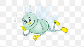 Bee - Beak Logo Illustration PNG