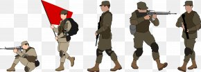Soldiers - Soldier Military Infantry Clip Art PNG