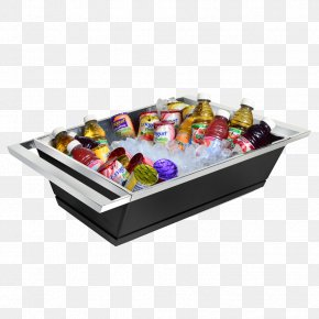 Beverage Tub - Hot Tub Beer Table Wine Cooler Stainless Steel PNG