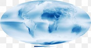 Earth - Atmosphere Of Earth Cloud Cover Planet PNG