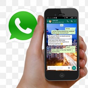 Smartphone - Smartphone Feature Phone Mobile Phones WhatsApp Handheld Devices PNG