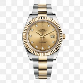 Rolex Gold Watch Men Watch Watch - Rolex Datejust Rolex Submariner Rolex Daytona Rolex Sea Dweller PNG
