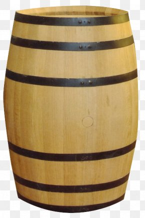 Wood Barrel - Barrel Wine Racks Cooper PNG