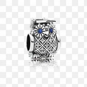 Pandora - Pandora Amazon.com Charm Bracelet Earring Cubic Zirconia PNG