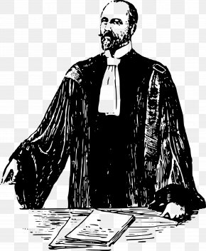 Lawyer - Lawyer Barrister Clip Art PNG