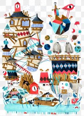 Cartoon Big Ship - Cartoon Drawing Illustrator Model Sheet Illustration PNG