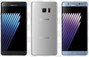 Android - Samsung Galaxy Note 5 Samsung Galaxy Note 4 Samsung Galaxy S7 Android PNG