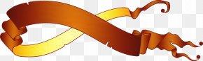 Orange Symbol - Orange Background PNG