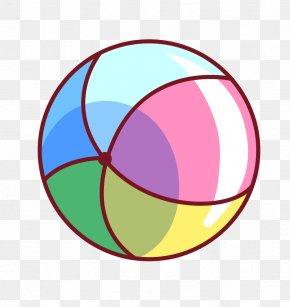 Beach Ball - Ball Clip Art PNG