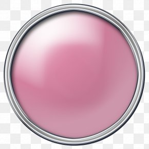 Elements - Magenta Circle Pink M PNG