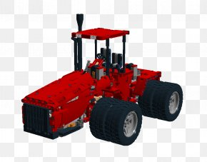 Tractor - Tractor International Harvester Case IH Farmall Machine PNG