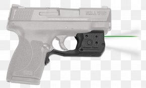 Weapon - Trigger Firearm Smith & Wesson M&P Crimson Trace PNG