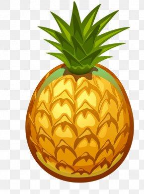 Pineapple - Pineapple Upside-down Cake Fruit Drawing Juice PNG