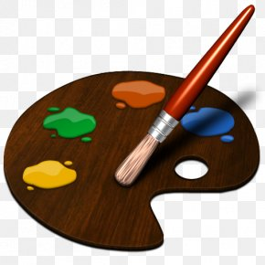 Painting HD - Painting Palette PNG