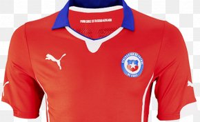 T-shirt - 2014 FIFA World Cup 2015 Copa América Chile National Football Team T-shirt Argentina National Football Team PNG