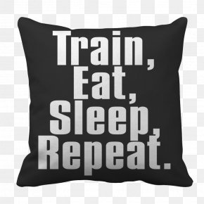Eat Sleep - CrossFit Physical Fitness Fitness Centre Squat Weight Training PNG