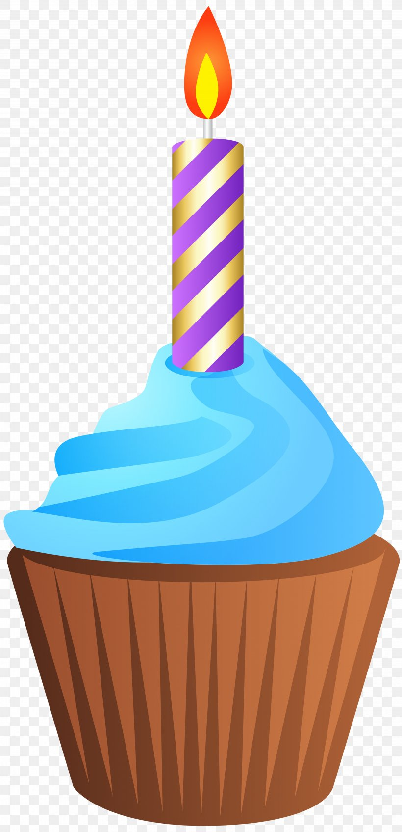 Muffin Birthday Cake Clip Art, PNG, 3869x8000px, Birthday Cake, Baking Cup, Birthday, Cake, Cake Stand Download Free